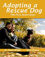 Adopting a Rescue Dog FREE book
